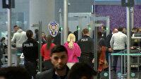 Havalimanında görevlilere hakaret eden Aleyna Tilki'nin ifadesi alındı