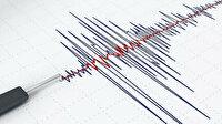 Denizli'de 3.7 büyüklüğünde deprem oldu