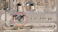 İran'ın vurduğu üslerin uydu görüntüleri yayınlandı