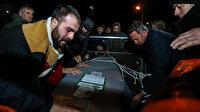 Alman polisinin kurşunuyla ölen Mehmet Bulğu'nun cenazesi Türkiye'ye getirildi