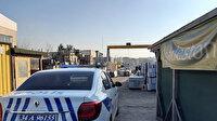 Ümraniye'de silahlı kavgada bir kişi yaralandı