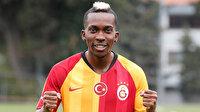 Galatasaraylı futbolcu Henry Onyekuru sıtma hastalığına yakalandı