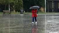 Meteorolojiden 10 ile yağış uyarısı yapıldı
