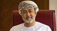 """Umman'ın yeni Sultanı bin Tarık'tan """"iyi komşuluk politikası""""na devam vurgusu"""
