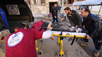 İdlib'teki saldırılarda ölen sivil sayısı 17'ye yükseldi