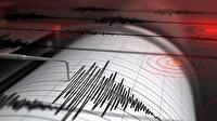 Marmara Denizi'nde 14 deprem