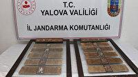 Yalova'da Budizm ile ilgili tarihi el yazması eserleri jandarmaya satmaya çalışırken yakalandılar