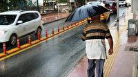 Meteorolojiden 16 ile yağış uyarısı yapıldı
