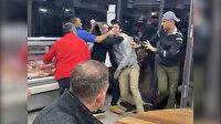 Dönercide kavga çıktı: Müşterinin rahatlığı sosyal medyada gündem oldu