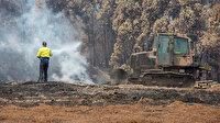 Avustralya'dan güzel haber: Sıcaklıkların düşmesiyle yangınların bir kısmı kontrol altına alındı