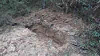 Arnavutköy'de ormanda cesedi bulunan kadını oğlunun öldürdüğü ortaya çıktı