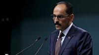 Cumhurbaşkanlığı Sözcüsü Kalın: Türkiye Libya'daki savaşa denge getirdi
