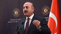 Dışişleri Bakanı Çavuşoğlu: Herkesle yetki alanlarını belirlemek için anlaşmak için hazırız