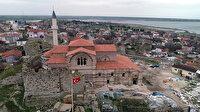 Edirne'nin Ayasofya'sı 55 yıl sonra ibadete açılıyor: Arkeolojik kalıntılardan müze açacağız