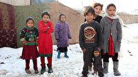 Afganistan'daki sığınmacılar da zor şartlar altında yaşıyor: Kışın soğuğunda bez çadırlarda kalıyoruz