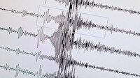 Malatya'da 3.5 şiddetinde deprem