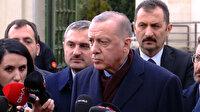 Erdoğan FETÖ'cü Öksüz için net konuştu: Fizan da olsa alır gelir gereğini yaparız