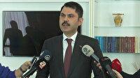 Bakan Kurum'dan CHP'li  Özgür Özel'in tehditlerine yanıt