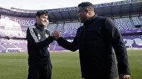 'Fenomen' Ronaldo'dan Enes Ünal'a: Gollere devam