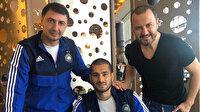 Eren Derdiyok'tan sürpriz transfer: Şota'nın yanına gitti