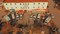 Yeşilhisar Belediyesi araç filosu kurdu: Yeni araçları başkan tanıttı
