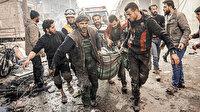 Rusya ve İran İdlib'i yakıyor