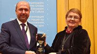 Selçuklu'nun değerlerine Paris'te uluslararası ödül