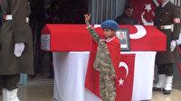 Şanlıurfalı şehit Mustafa Alpaklı son yolculuğuna uğurlandı