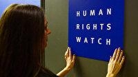 İnsan Hakları Örgütü'ne 'dipnot' çıkışı