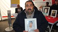 HDP önündeki ailelerin evlat nöbeti 139'uncu gününde: Acılı babadan dağdaki oğluna yürek burkan çağrı
