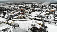 İstanbul'un bazı ilçelerinde kar yağışı etkili oldu