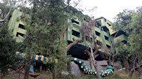 Kemer'de 'hayalet otel' icradan 96 milyon liraya satılık