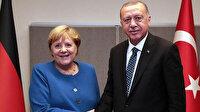 Merkel Erdoğan'ın daveti üzerine Türkiye'ye geliyor