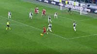 Cengiz Ünder'den Buffon'a muhteşem gol