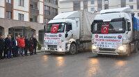 'Bir Aradayız, İdlib'in Yanındayız' kampanyasıyla 168 milyon lira toplandı