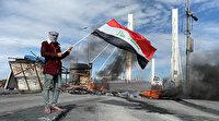 Irak'ta hükümet karşıtı göstericiler müdahalelere rağmen meydanları boşaltmıyor