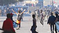 Protestolar alevlendi