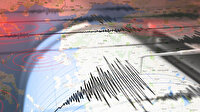 Akdeniz'de 5.4 büyüklüğünde deprem oldu