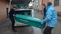 Kütahya'da bir evde çürümüş ceset bulundu: Ceset 6 ay sonra fark edildi