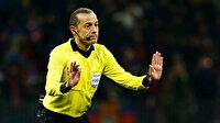 FIFA Cüneyt Çakır'ın biletini kesti