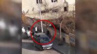İstanbul'da magandalar pompalı tüfekle havaya ateş etti