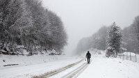 Meteorolojiden çok sayıda bölgeye uyarı: Yarın kar bekleniyor