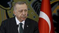 Cumhurbaşkanı Erdoğan'dan Olçok ailesine taziye ziyareti