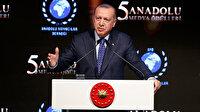 Cumhurbaşkanı Erdoğan'dan ABD'nin barış planına sert tepki: Bu bir işgal projesidir