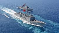Türk donanmasının Libya açık olması karadakiler için büyük güven yaratır