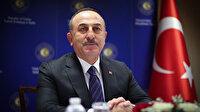 Bakan Çavuşoğlu'ndan telefon diplomasisi: Libya, Nijerya, Togo, Zambiya ve Nijerli mevkidaşlarıyla  görüştü