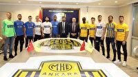 Ankaragücü transfer şov yaptı: 11 imza atıldı