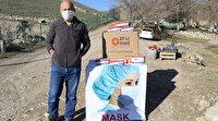 Koronavirüsü fırsata çevirdi: Maskeleri iki katına satıyor