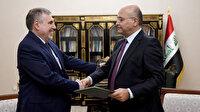 Irak Cumhurbaşkanı Berhem Salih, hükümeti kurma görevini Allavi'ye verdi