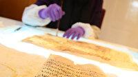 Osmanlı arşivine bin 600'den fazla defter kazandırıldı: Fatih'ten Vahdettin dönemine kadar uzanıyor